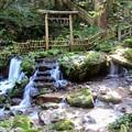 写真: 瓜破の滝