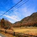 写真: 旅の終わり@篠山市今田