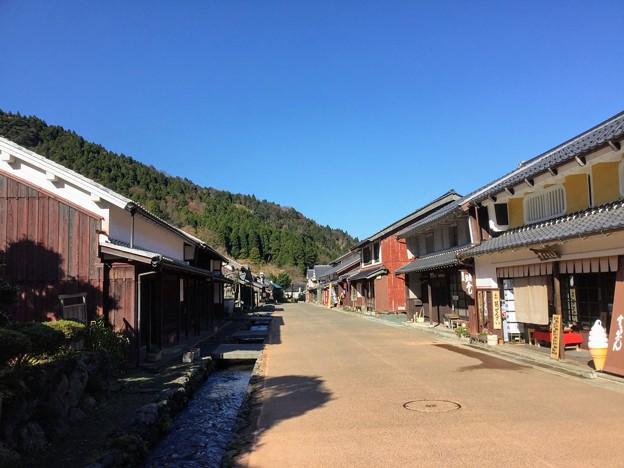 日本遺産 若狭鯖街道熊川宿
