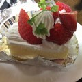Photos: 苺のショートケーキ
