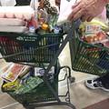 Photos: いっぱいの買い物