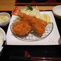 渋谷・ヒカリエ*まい泉4