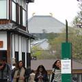 奈良*東大寺大仏殿を臨む