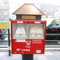 奈良のポスト1