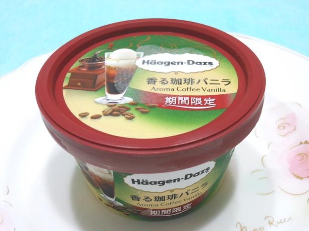 ハーゲンダッツ【期間限定】香る珈琲バニラ1