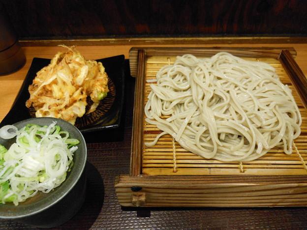 蕎麦 冷麦 嵯峨谷 渋谷店2