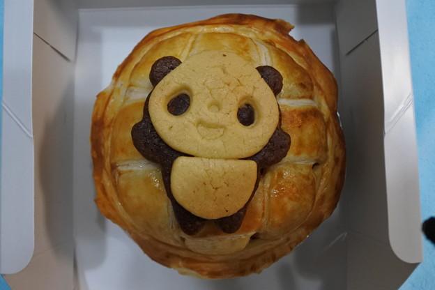 マミーズ・アン・スリール*パンダのアップルパイ2