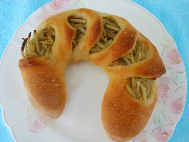 Cafe&Meal MUJI有楽町のパン3