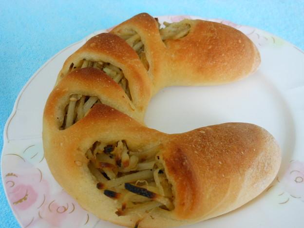 Cafe&Meal MUJI有楽町のパン4