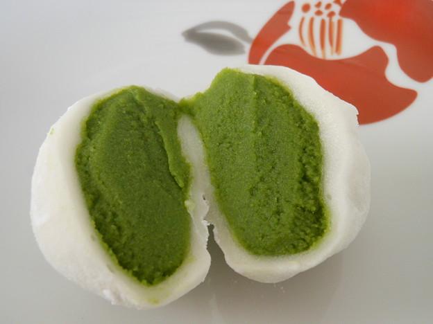伊藤久右衛門*宇治茶三色だいふく(栗・抹茶・焙)6