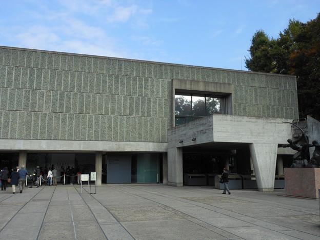 上野*国立西洋博物館1