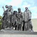 上野*国立西洋博物館2・カレーの市民