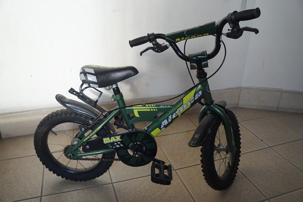 4.子供用自転車 $25