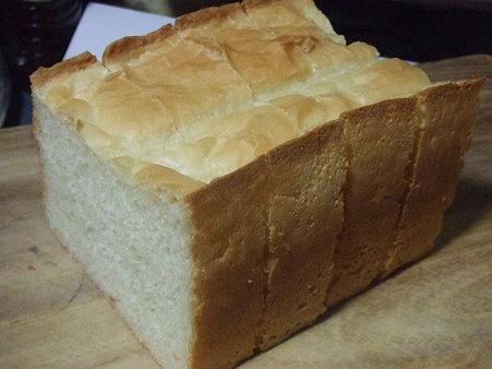 フランスパン風角食2