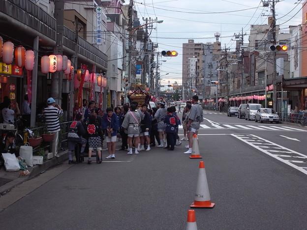 南千住・素盞雄神社・天王祭 2009年6月6日 01