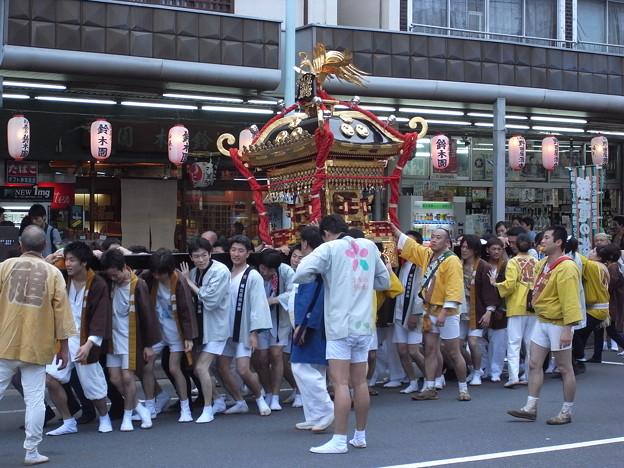 南千住・素盞雄神社・天王祭 2009年6月6日 11