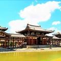 極楽浄土の宮殿 鳳凰堂