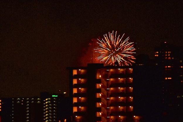 Photos: 約5000発の花火