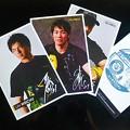 阪神選手ポストカード
