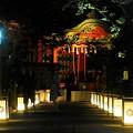 江島神社 中津宮 灯籠