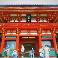 写真: 鶴岡八幡宮 本宮(上宮)