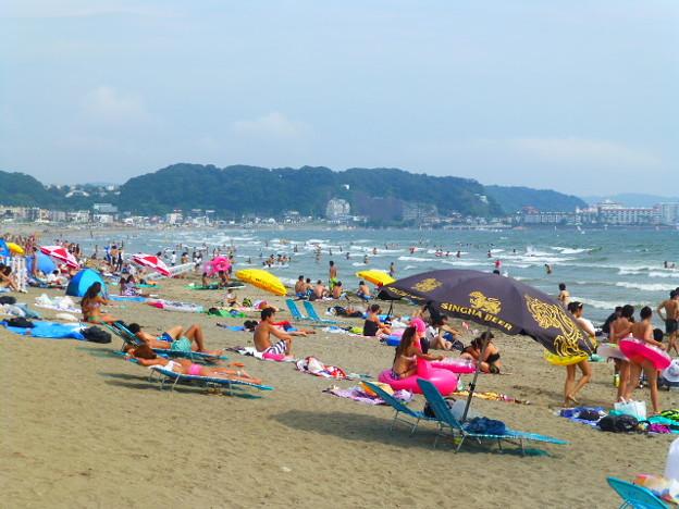 Photos: 由比ヶ浜海水浴場