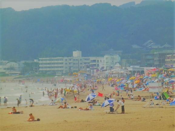 写真: 湘南の夏