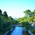 夙川と甲山