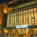 試合後の阪神甲子園球場