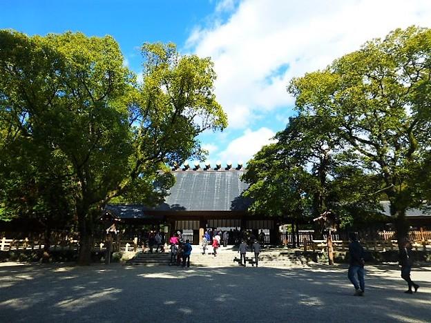 熱田神社 本宮