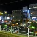 写真: 新幹線 名古屋駅