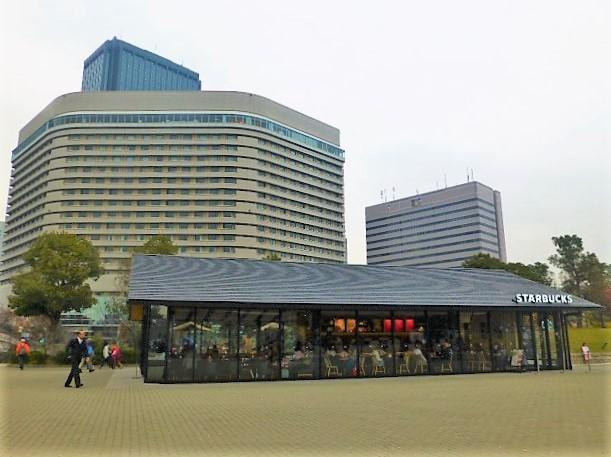 スターバックス コーヒー 大阪城公園店