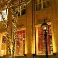 写真: 神戸のガス燈・旧居留地クリスマスイルミネーション
