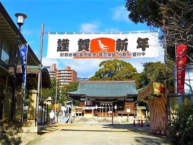 フィギュアスケートの羽生結弦選手もお参りした神社
