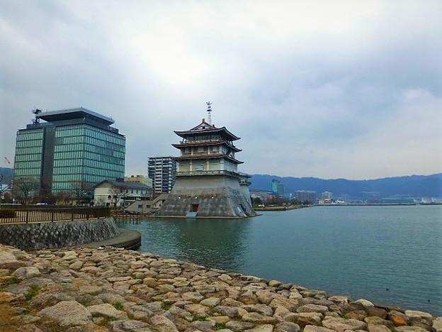 滋賀県警と県立琵琶湖文化館