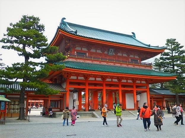 應天門(重要文化財)