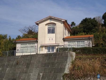 熊本 旧河内町の風景と草枕温泉てんすい