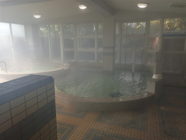 写真: 28 12 熊本 玉名温泉 立願寺温泉ホテル 3