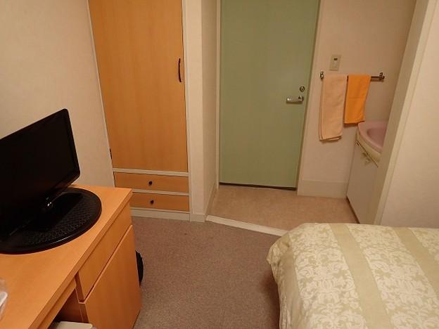 写真: 29 GW 山形 鶴岡 ビジネスホテル白樺 3
