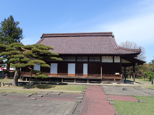写真: 29 GW 山形 鶴岡 旧致道館 1
