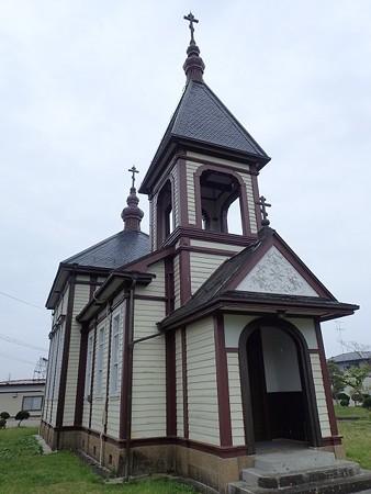 29 GW 宮城 日本聖公会 金成ハリストス教会 2
