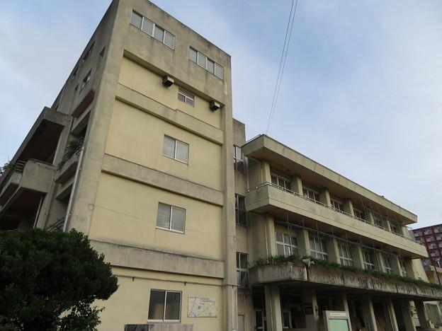 旧久茂地小学校