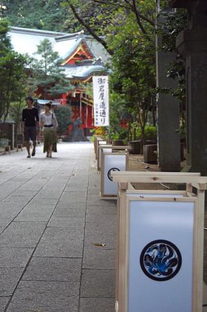 江ノ島灯籠 05