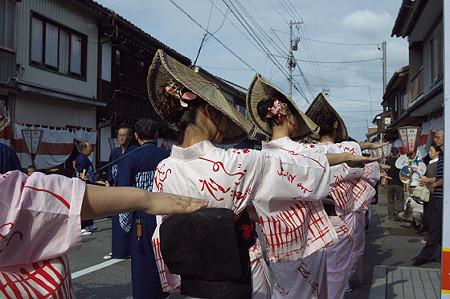 おわら風の盆2009 18