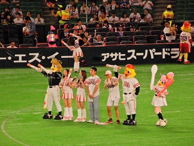 2017.9.25 ホークス対楽天戦