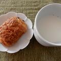 2017.11.20 ミニショコラと牛乳