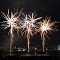 写真: 足立の花火2