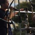 写真: ドラムと。。。