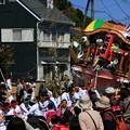 写真: 常陸大津の御船祭