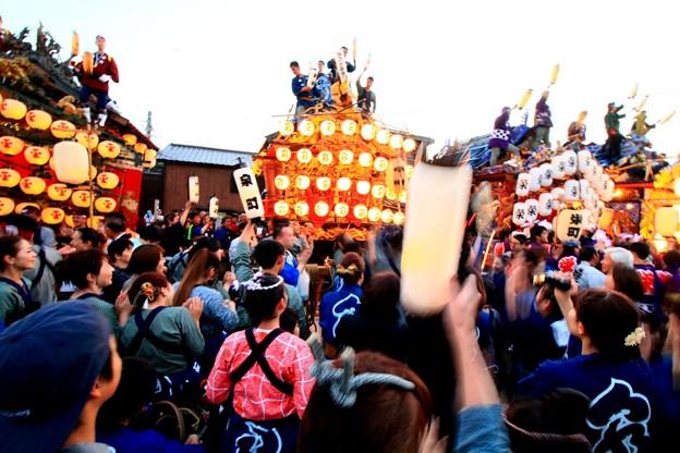 Photos: ぶんぬき祭 大子